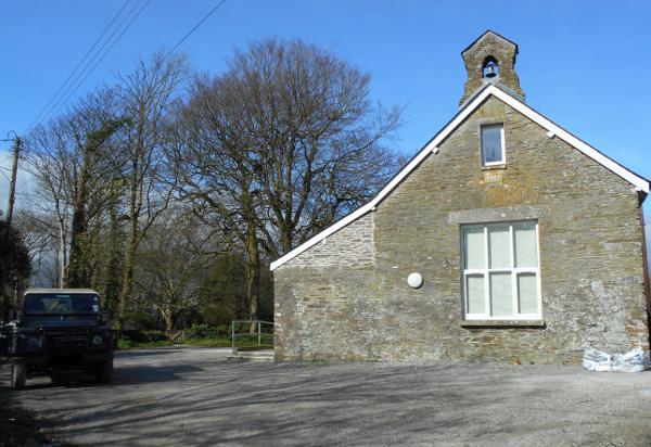 philleigh community centre village hall